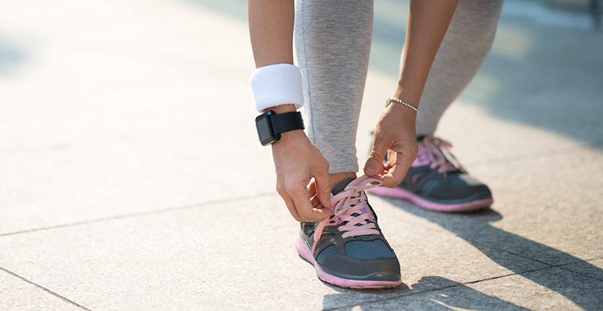 Historien bakom Nike skor