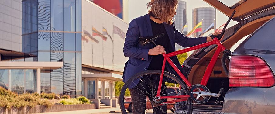 Välja cykelhållare utifrån behov